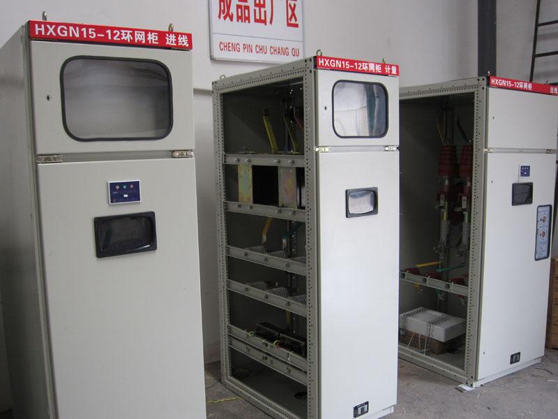 201105景洪-压气式环网柜HXGN15-12